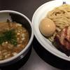 【麺屋武蔵 虎嘯】麺に練り込んだ胡椒がひとクセあってうまい!六本木のつけ麺!