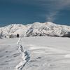 冬山のモチベーション