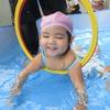 プール遊び♪
