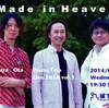 "Tetsuya Ota Piano Trio Live 2014 vol.1 ""Made in Heaven"""