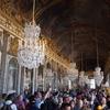 フランス旅「パリとモン・サン・ミッシェルの旅!パリから遠足!大改修中のヴェルサイユ宮殿へ」