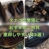 【タナゴ繁殖にお勧め二枚貝】産卵しやすい母貝3選!