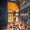 【イスタンブール旅行記】2:アヤソフィアとか考古学博物館とか、1日博物館めぐり