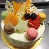 夏休み子どもケーキ作り教室参加