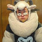 溢れるニクジュディここ噛んでーッ!! ラム革かぶってフェス狸、羊の恨みをはらそウィーン2018(+ツノの作りかた)
