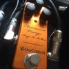 One Control Fluorescent Orange Amp In A Boxのはなし