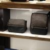 ひらくPCバッグなど超人気商品が新宿高島屋に勢揃い!購入悩む前に触るべし