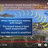 例の爆音が飛んでくる件(Mysterious Booms)について世界の出来事絡めてまとめ直し