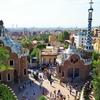 スペイン旅「ヘンゼルとグレーテル?バルセロナのお菓子の家!ガウディのグエル公園」