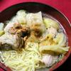 【食事】 今日の晩御飯  鶏肉を使った白菜鍋