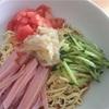 普通のインスタントラーメンで作る簡単冷やし中華レシピ
