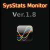 SysStats Monitor / SysStats Lite 1.8がリリースされました。