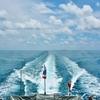 タオ島(Ko Tao)からパーティーアイランド「パンガン島(Ko Pha-Ngan)」へ、ソンサーム(Songserm )の一番安い船に乗船して。。。