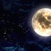 月が奇麗な夜のこと
