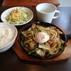 【渋谷ランチ】「BBQブッチャー」で牛スタミナ焼定食を食べてきました!【評価感想】