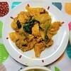 【夏の定食レシピ】自家製冷凍食品で豚キムチ定食の作り方。