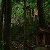 自然を崇拝する場所 福岡県鞍手郡長谷