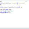 AvalonEditを使って、SQL文にSyntaxHighlightつけたい