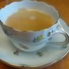 我が家のお姫様でコーヒー