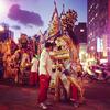 台湾の街角で冥界の使者たちに遭遇する|七爺八爺