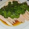 筋トレ痩せ飯「鶏肉のニラぽん」サラダチキンバージョン