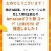 ふるさと納税2019③〜『総額100億円が当たるキャンペーン』当選〜