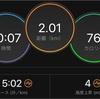 【セット練】北海道マラソンまで あと6日