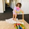 【1歳育児】幼児が自分を認識するのはいつから始まる?? ショッピングカート実験
