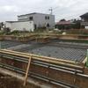 秋津の家 基礎工事が始まりました!