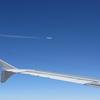 飛行機の窓から Vol.3 <雲の上の空・国際線・海外国内線>