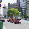 長堀鶴見緑地線を歩く(心斎橋~大阪城)