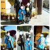 甥の子供の七五三★5歳袴着☆のご依頼を受けました~お参り&桜花亭撮影