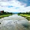 京都ぶらり 京都のシンボルRIVER 鴨川