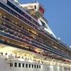 大阪港から世界へ。豪華客船でクルーズ旅行。