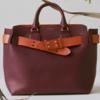 【BURBERRY】ベルトバッグをモノグラミング
