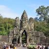 カンボジア旅行記~アンコールトム・タプローム