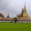 ワット・プラケオと王宮-タイの旅(2011年10月)パート6