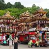 飯田町燈籠山祭り(中編)