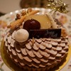 20131223_2013年のクリスマスケーキ。
