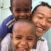 【エチオピア】子どもたちにひいてしまった。