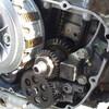 HONDA XR600R エンジン始動