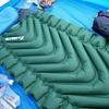 テント泊用のスリーピングマット「クライミット スタティックV ショート」を買った。軽くて安くて寝心地良好!
