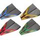 自社開発商品「紙飛行機専用紙ハイタカジャイロミニミニ」