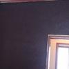 クロスにペンキ塗ったヨ・穴ゴマカシ・キッチン造作