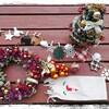 クリスマスの飾りたちを外干ししてたら色んな思い出が出てきた日