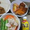 累計6.9㎏減量 こんにゃくご飯を食べてダイエット挑戦中 178日目