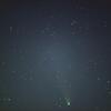 風吹く中で 木星・土星・ネオワイズ彗星 7/30