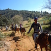 メキシコ8日目①〜馬に乗ってサンクリの隣村サンファンチャムラへ。〜 世界一周178日目★前半