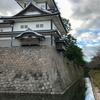 【金沢城石垣めぐり】金沢城・二の丸北面の石垣は「粗加工石積み」で最も完成されたもの