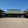 橿原神宮・唐招提寺(奈良県)散策